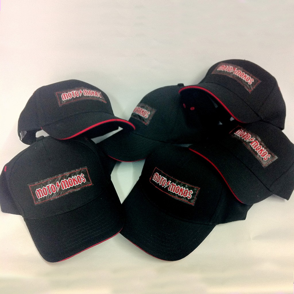Gorras personalizadas bordadas GECONA