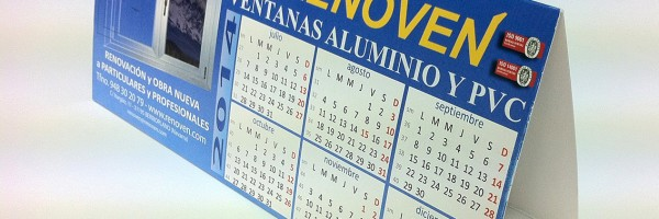 calendario sobremesa pamplona 2