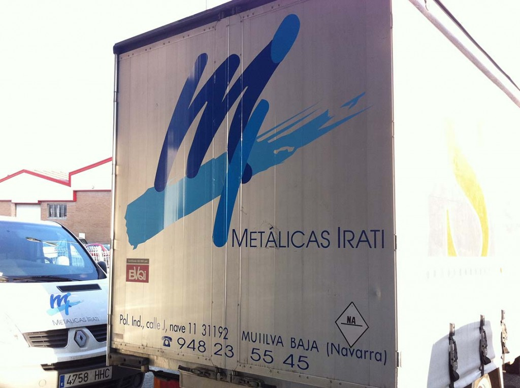 Rotulacion furgoneta barato