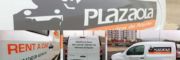 rotulacion furgonetas pamplona