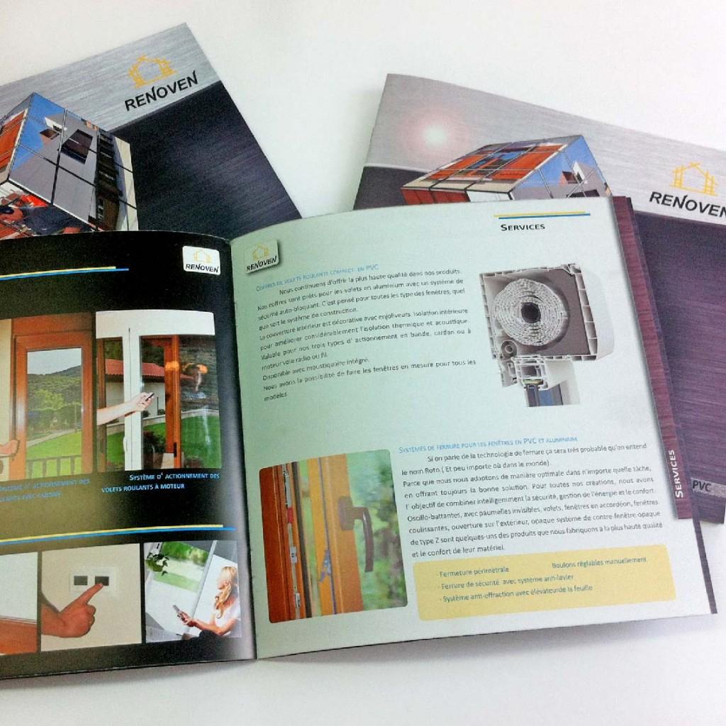Imprenta catalogos diseño