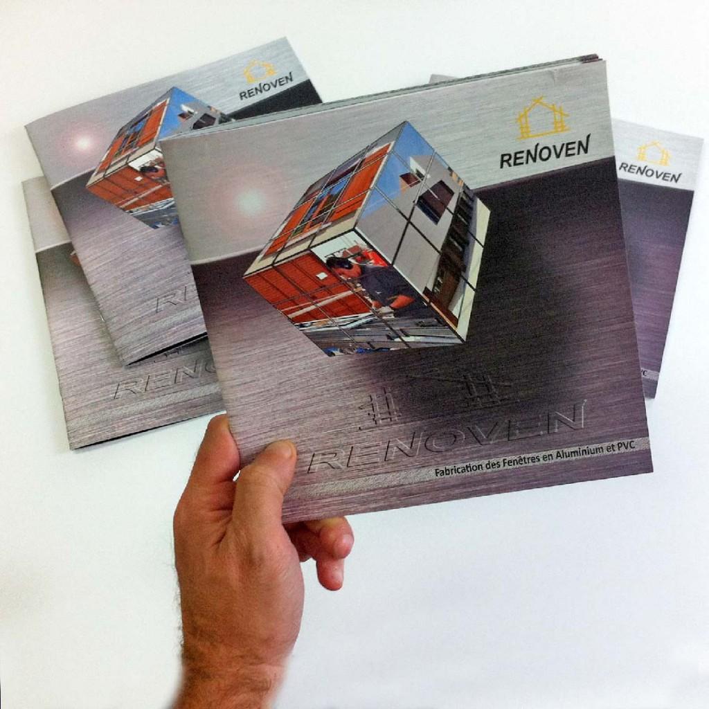 Impresión de catalogos revistas