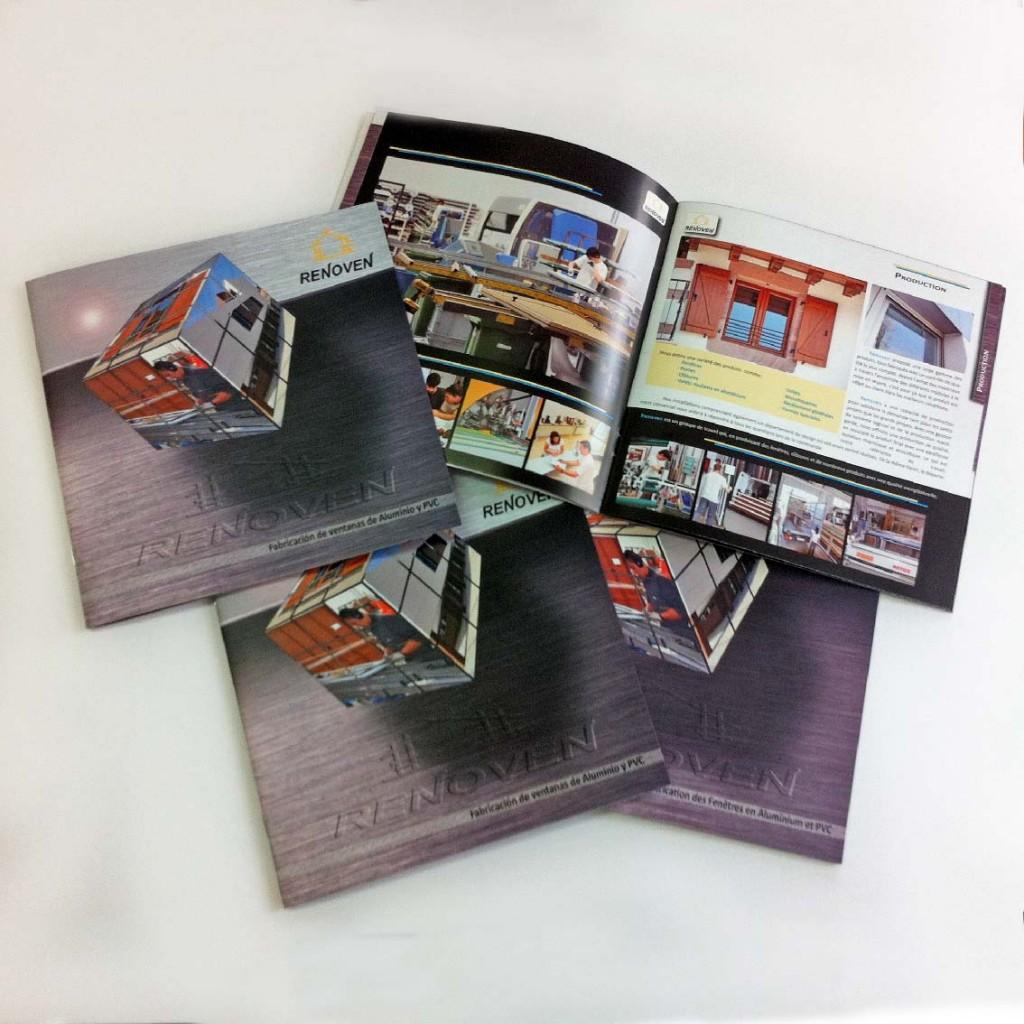 Impresion catalogos renoven