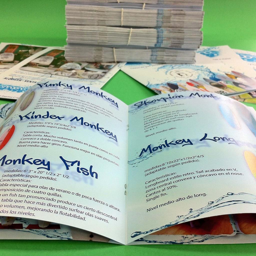 Imprimir catalogos pamplona
