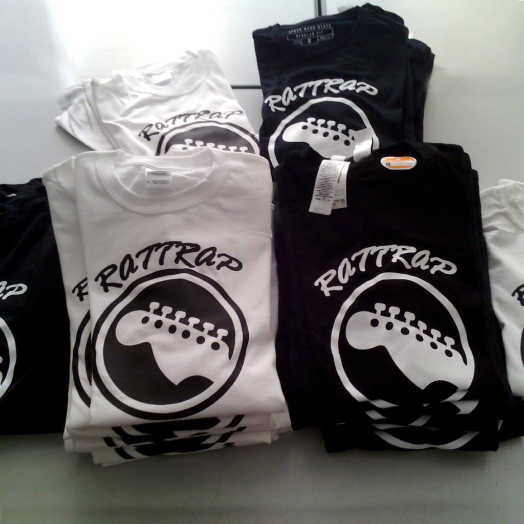Camisetas Merchandising