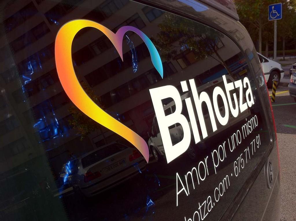 Rotulacion Bihotza