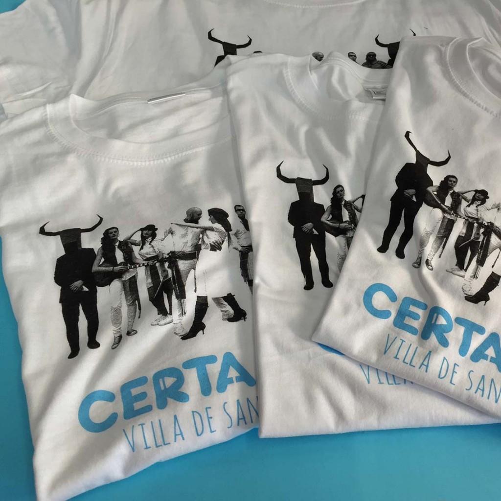 camisetas serigrafia navarra
