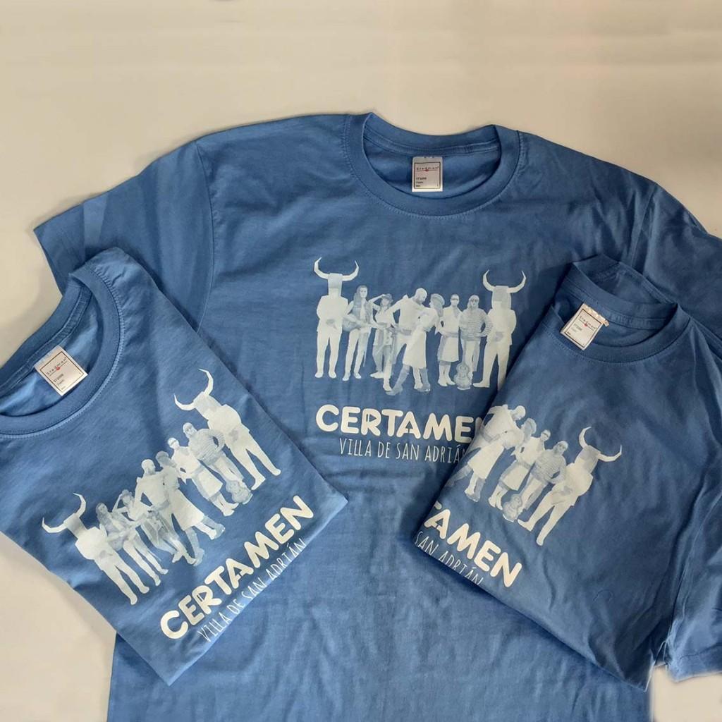 camisetas serigrafiadas pamplona