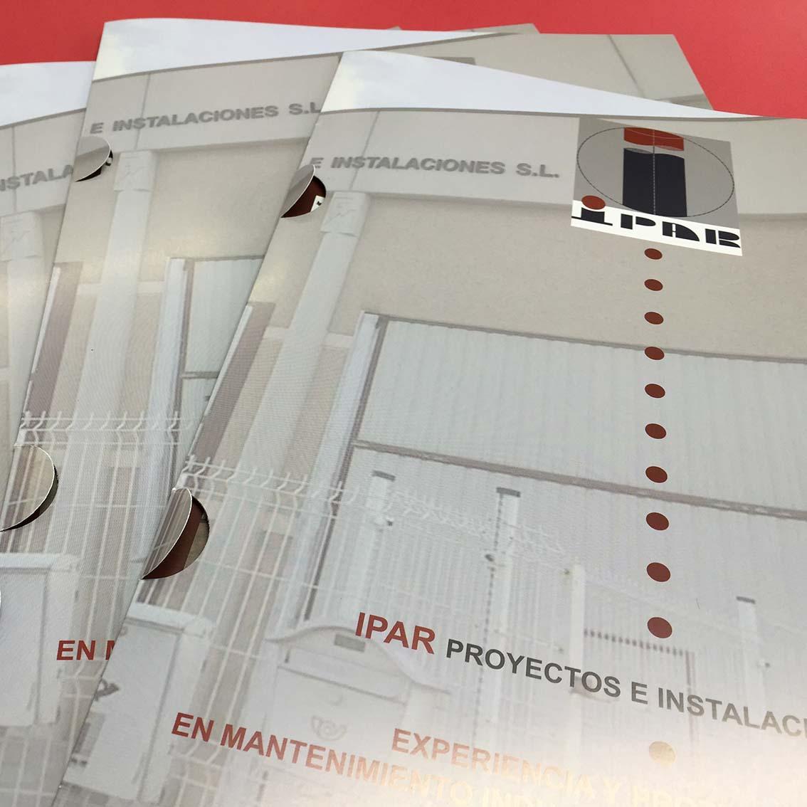 Carpetas Ipar instalaciones
