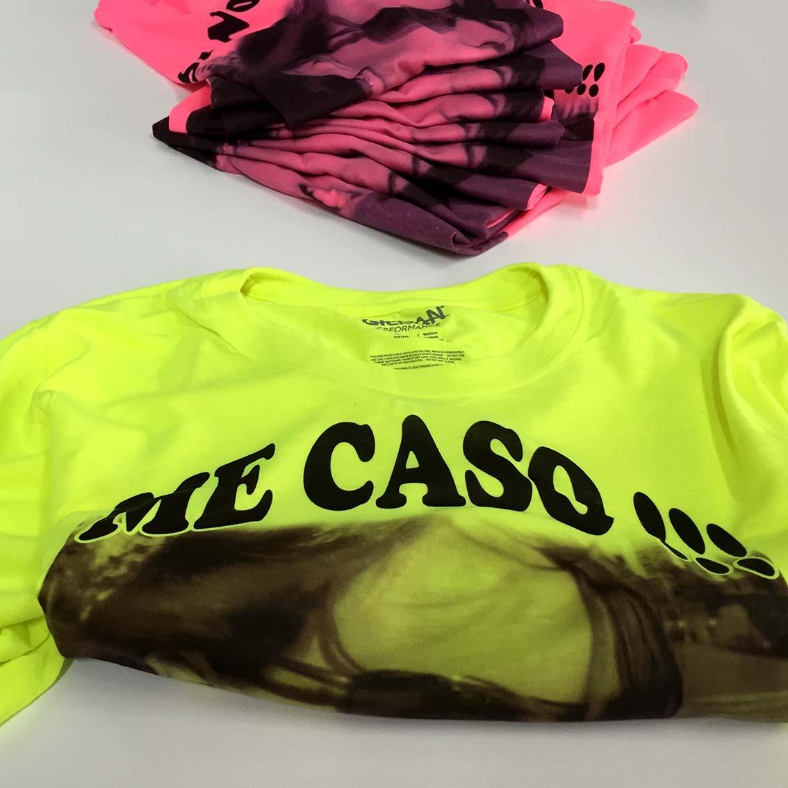 camisetas para despedida