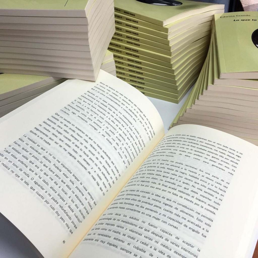 impresion de libros pamplona
