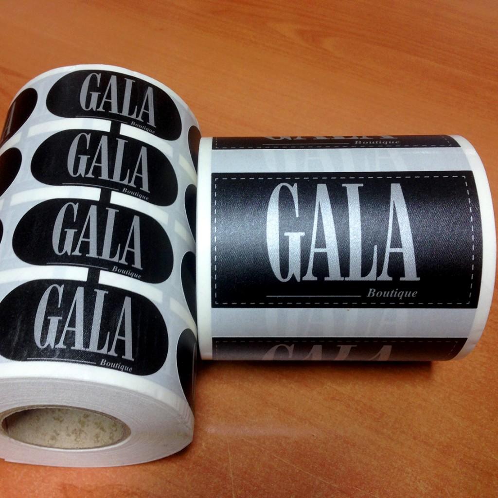etiquetas personalizadas gala