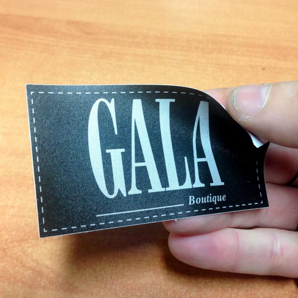 etiquetas personalizadas pequeña tirada