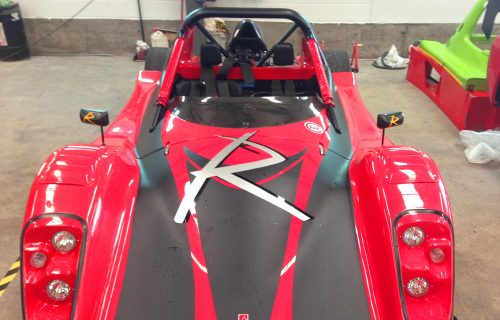 rotulacion integral coches personalziado