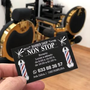 Imprimir tarjetas pamplona