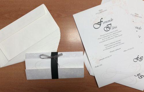 imprenta invitaciones boda